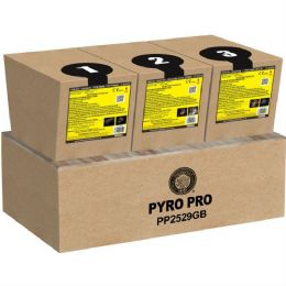 Pyro Pro by Brothers Fireworks